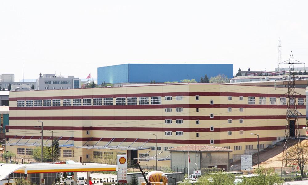 Fikssan производственный завод
