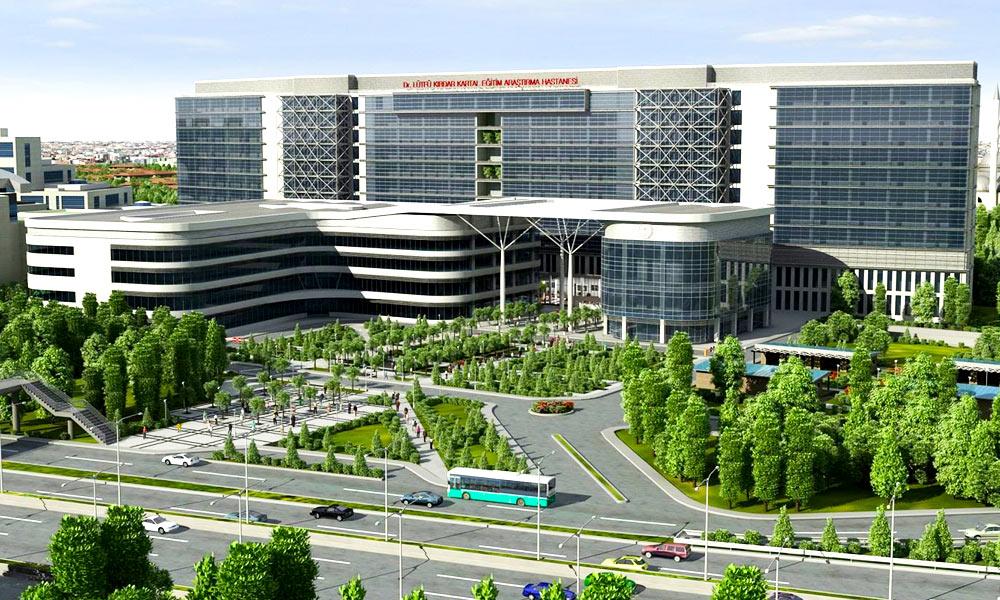 Kartal Lütfi Kırdar больница