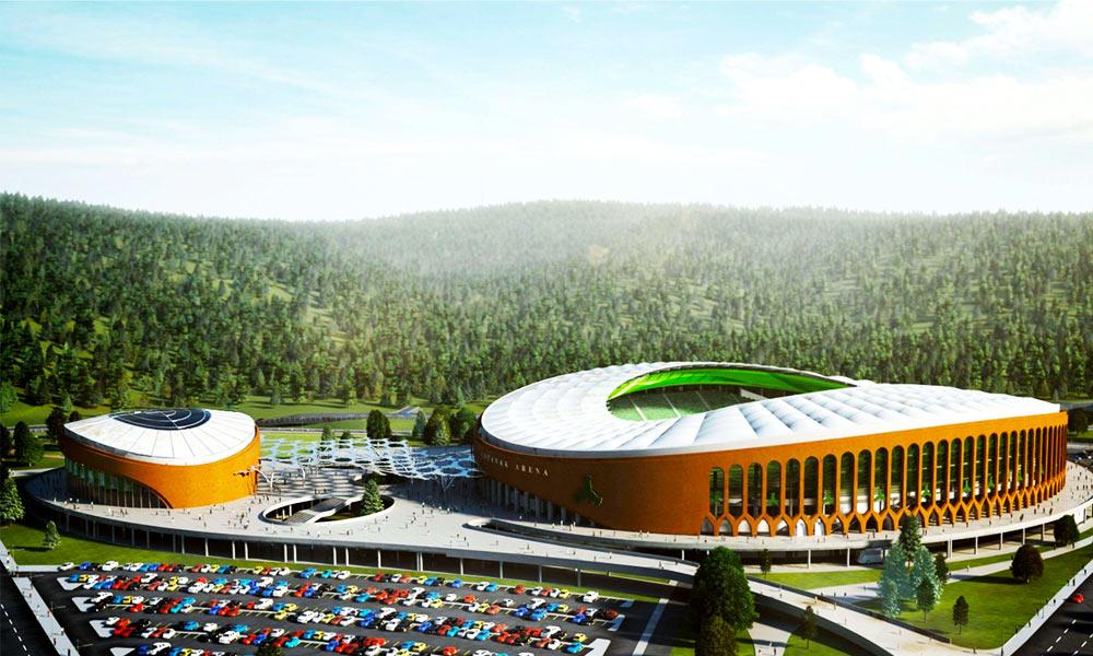 Giresun Стадион
