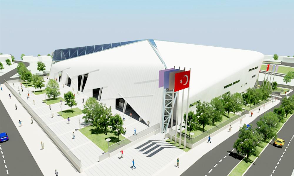 Trabzon Pelit Спортивный комплекс