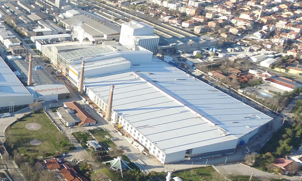 Çanakkale Granit Fabrikası