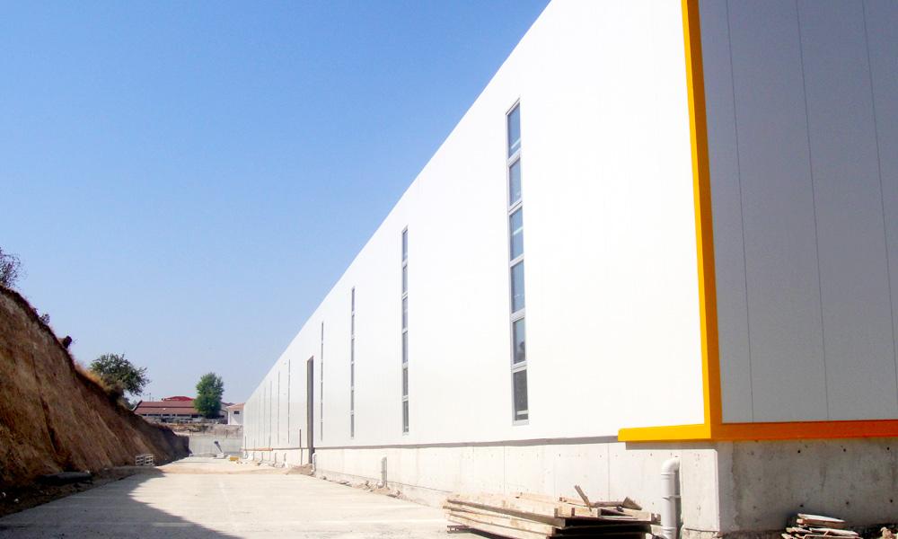 Bolu Gezer производственный завод